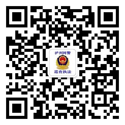 泸州网警巡查执法