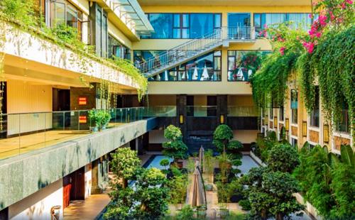 泸州四季澜庭酒店